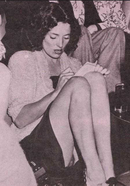 Margaret Trudeau Rolling Stones.
