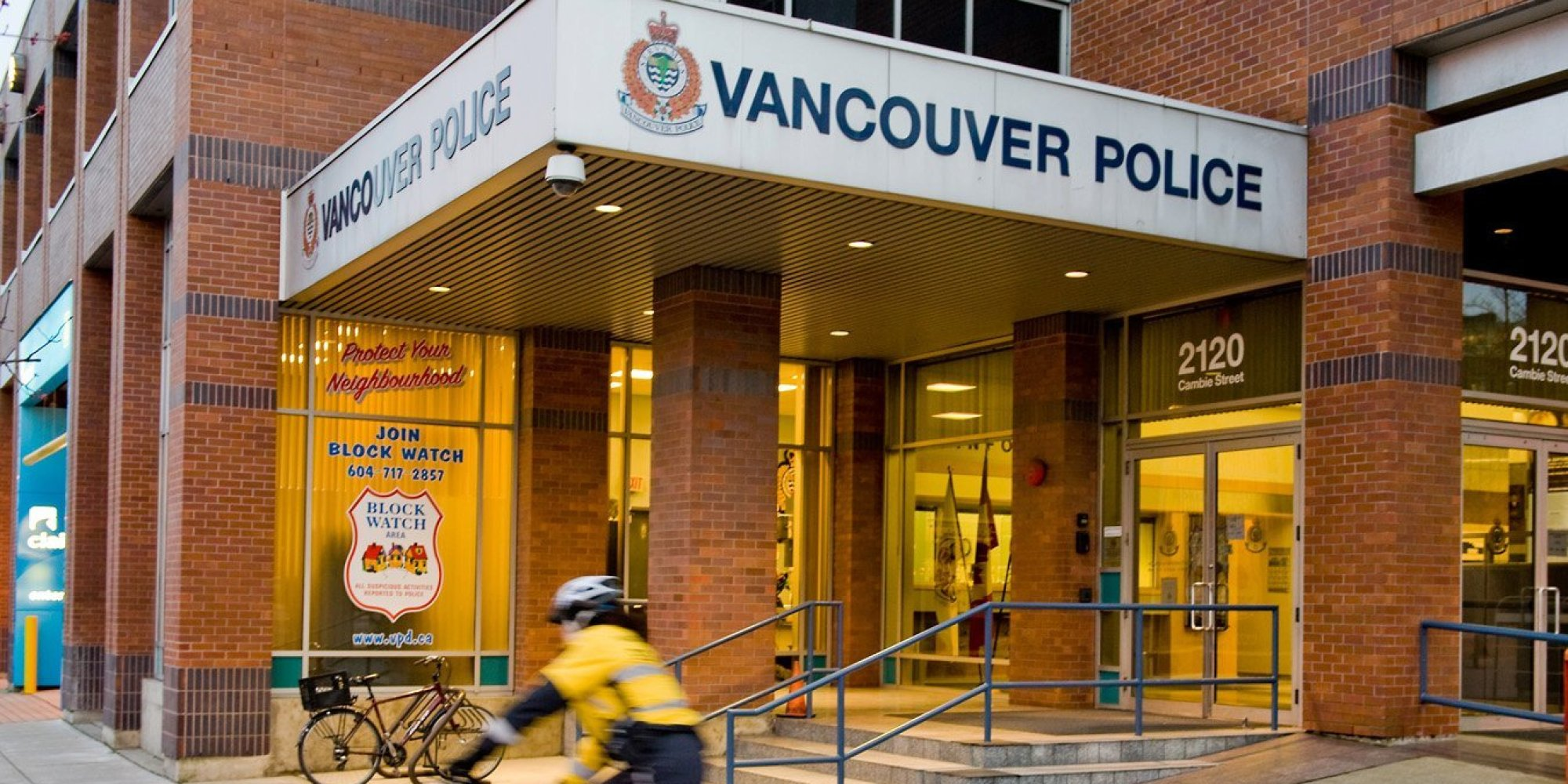 Vancouver Police Department Photo